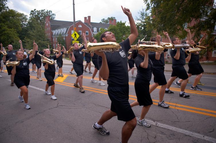 Ohio University Marching Band