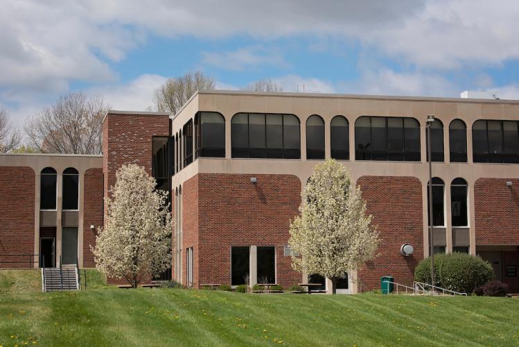 Lancaster campus building