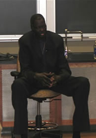 Manute Bol Keynote Address Ohio University 2007