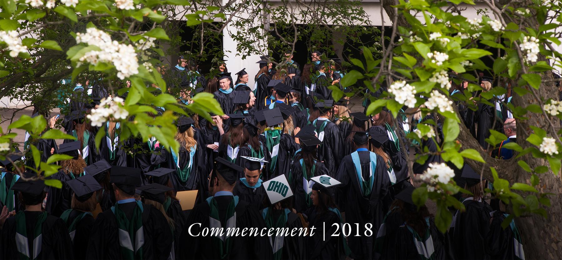Ohio University Graduation 2020.Commencement Ohio University