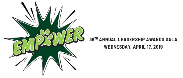 April 17 Leadership Awards Gala to honor exceptional students, organizations
