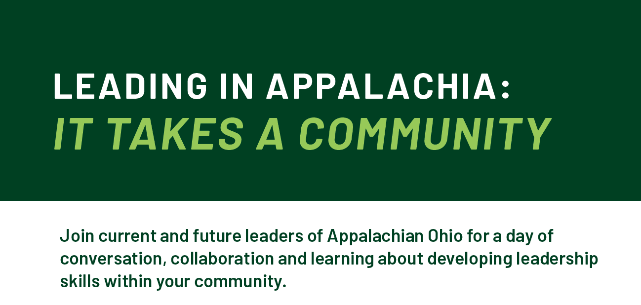 Leading In Appalachia